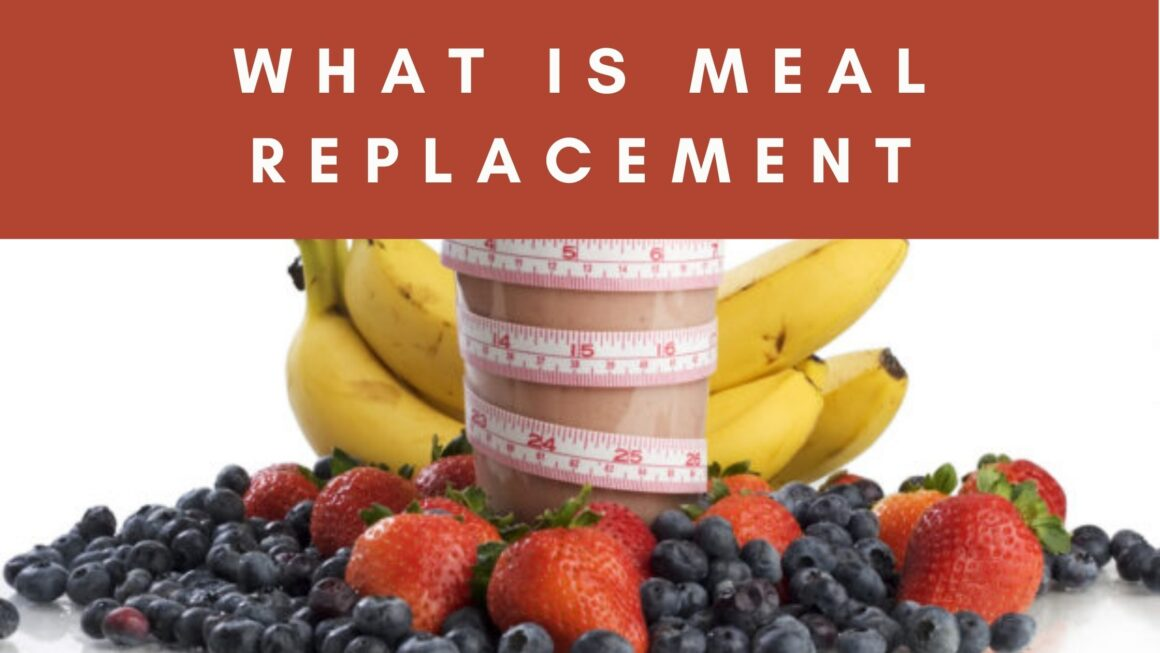 what is meal replacement